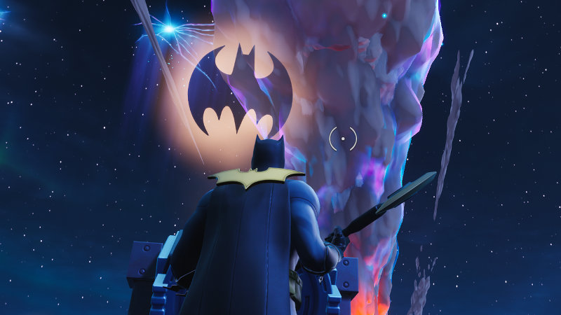 Fortnite: Así puedes activar las Batiseñales y desactivar los botes de gas de Joker