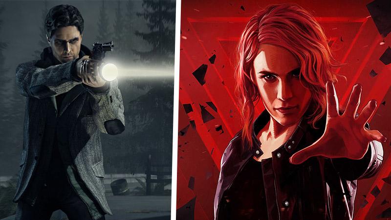 Podría haber un crossover entre Control y Alan Wake mediante un DLC