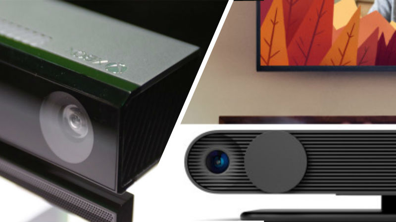 Facebook-Kinect