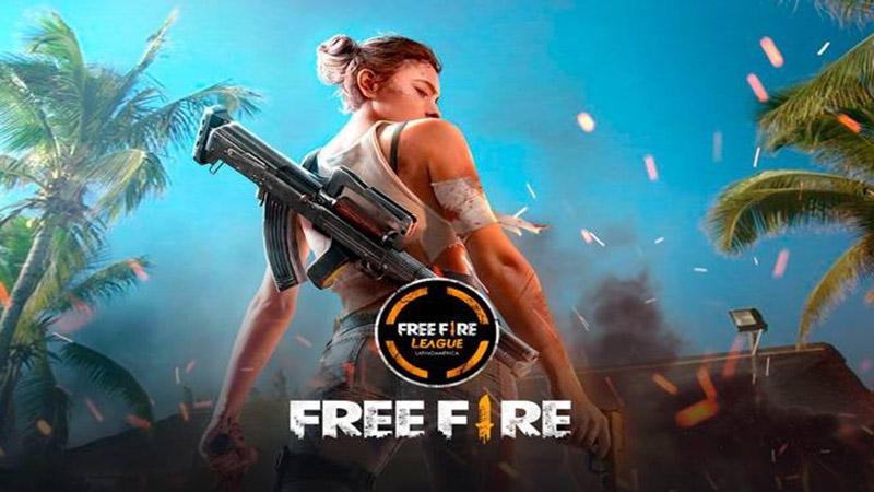 Free Fire leagues ha iniciado