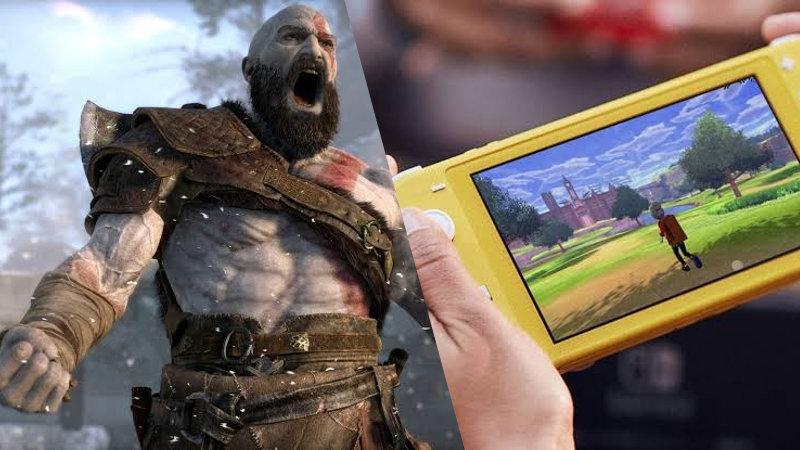 ¡Quítense, haters! Director de God of War admite que ama su Switch Lite