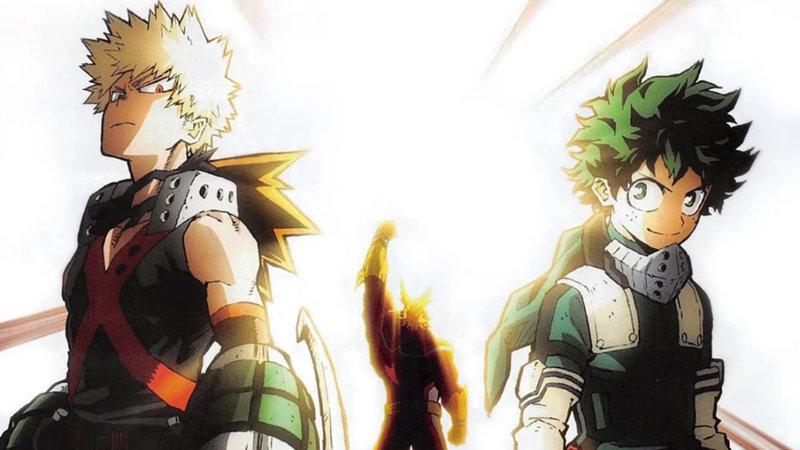 La película de My Hero Academia se conecta a la Temporada 4 del anime