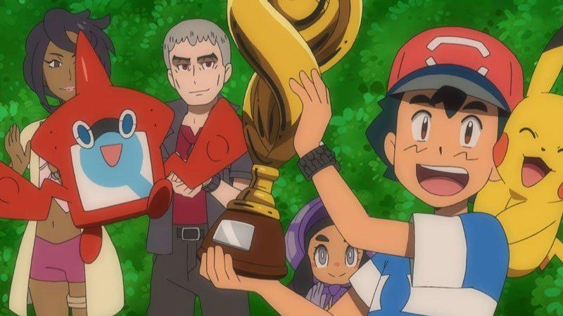 Pokémon: 22 años después, Ash gana su primer liga y el Internet celebra con memes