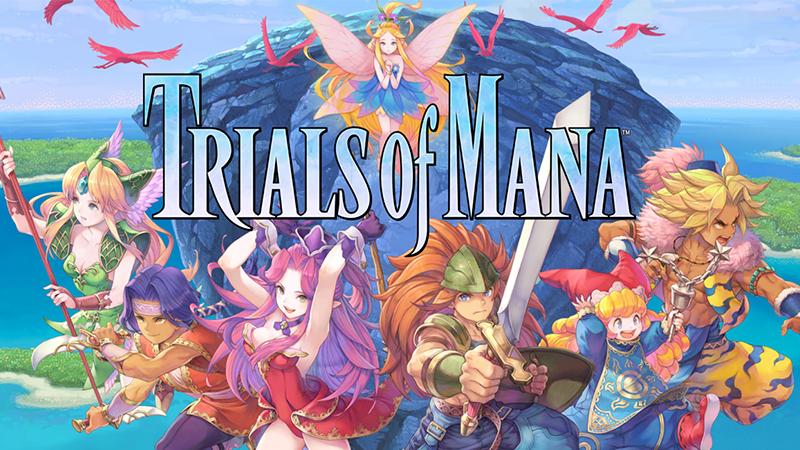 Trials of Mana llegará en 2020