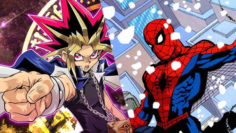 Creador de Yu-Gi-Oh! trabajará con Marvel para su próximo proyecto