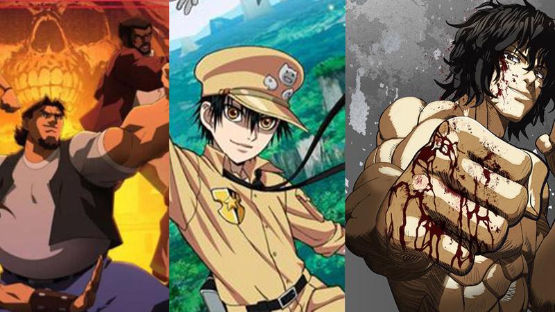 Estrenos Anime en Netflix de Octubre