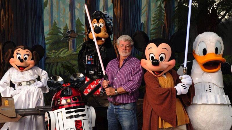 George Lucas se sintió traicionado por Disney cuando no siguieron sus ideas para Star Wars
