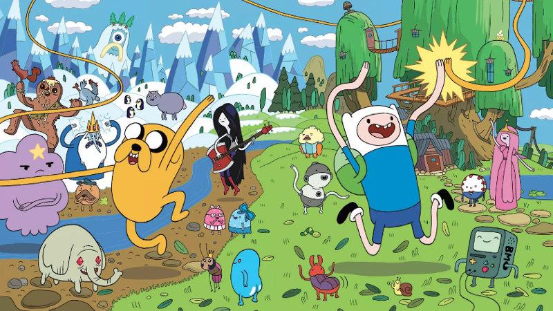 ¡Adventure Time regresa! Y ya no estará con Cartoon Network