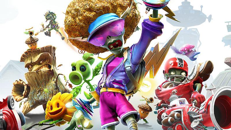 Plants vs. Zombies: La Batalla de Neighborville ya está disponible