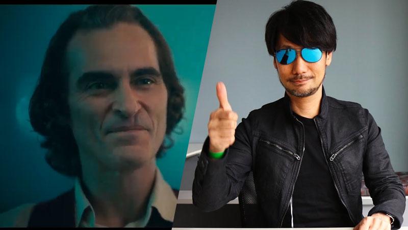 Joker, Joaquin Phoenix, Hideo Kojima