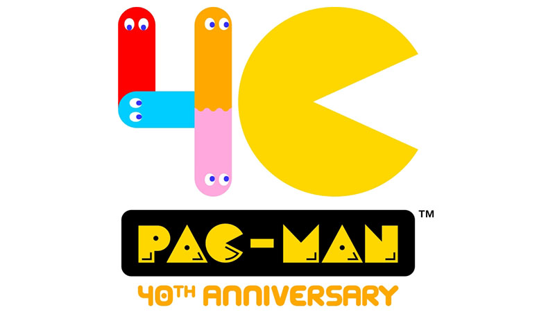 Pac-Man's 40th Anniversary se celebrará en 2020