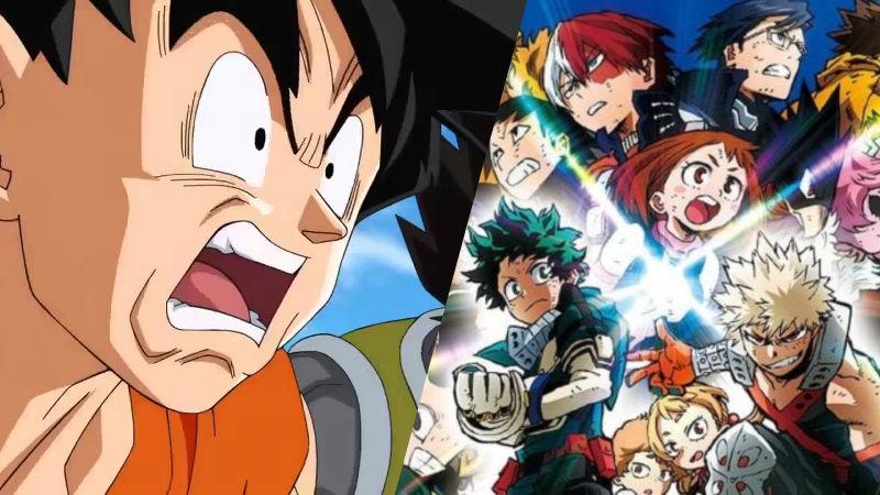 Dragon Ball Super podría tener una referencia a My Hero Academia