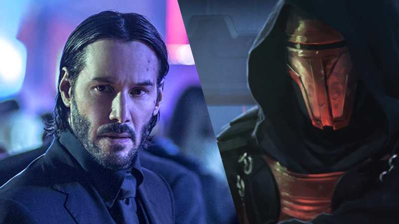 Keanu Reeves podría estar en Star Wars: Knights of the Old Republic