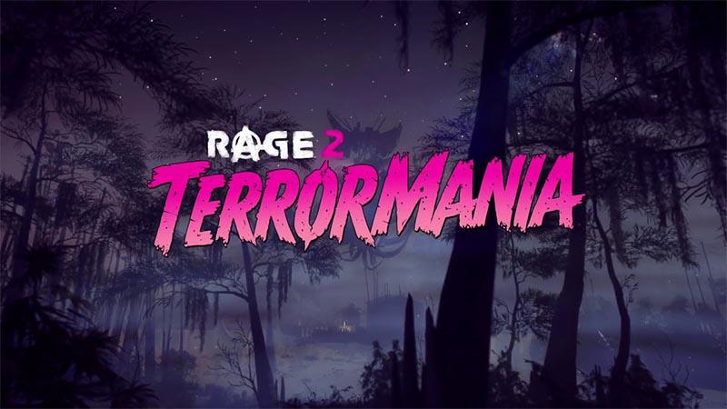 Rage 2: Expansión Terrormania ya disponible