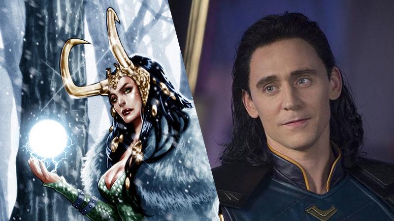 Adiós, Tom Hiddleston: Loki ahora sería mujer en el MCU