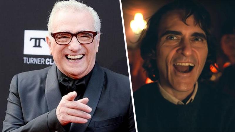 Joker - Martin Scorsese