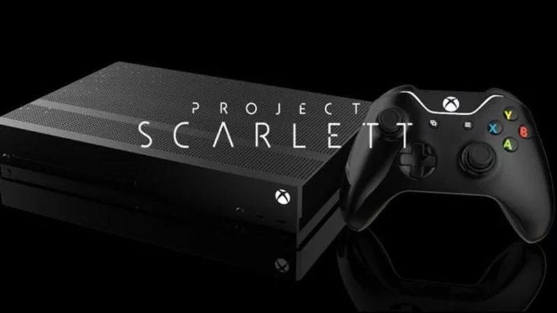 Project Scarllet Xbox