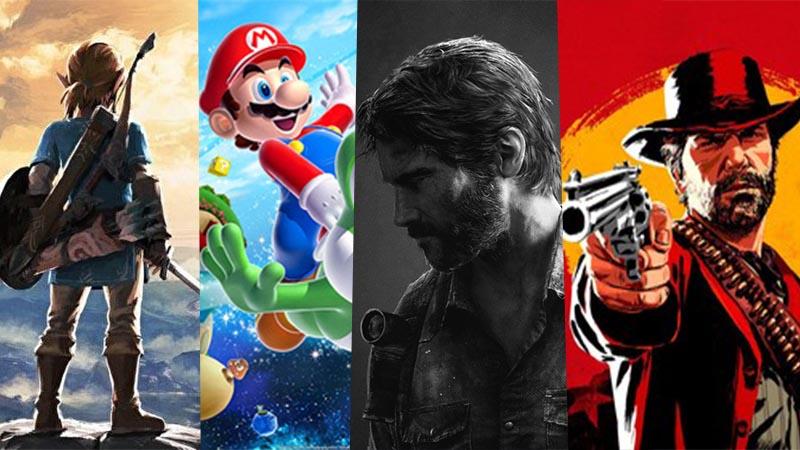 10 mejores juegos de la década según Metacritic