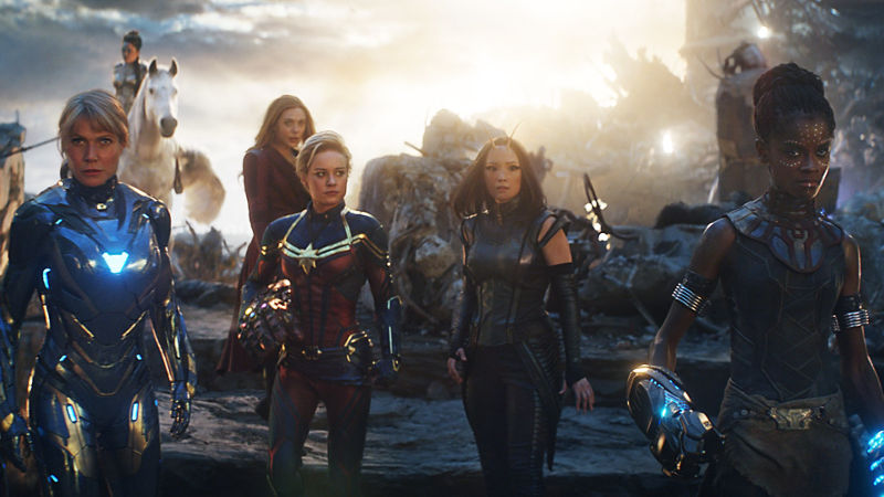 Rumor: Capitana Marvel y un superhéroe más de Marvel serían gays en la Fase 5