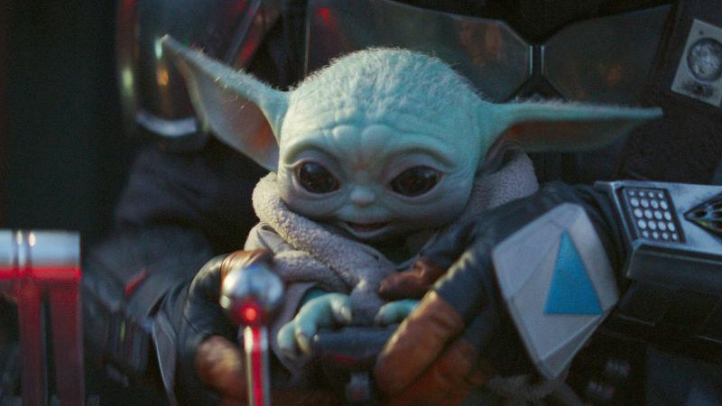 Baby Yoda consigue una oleada de nuevos juguetes