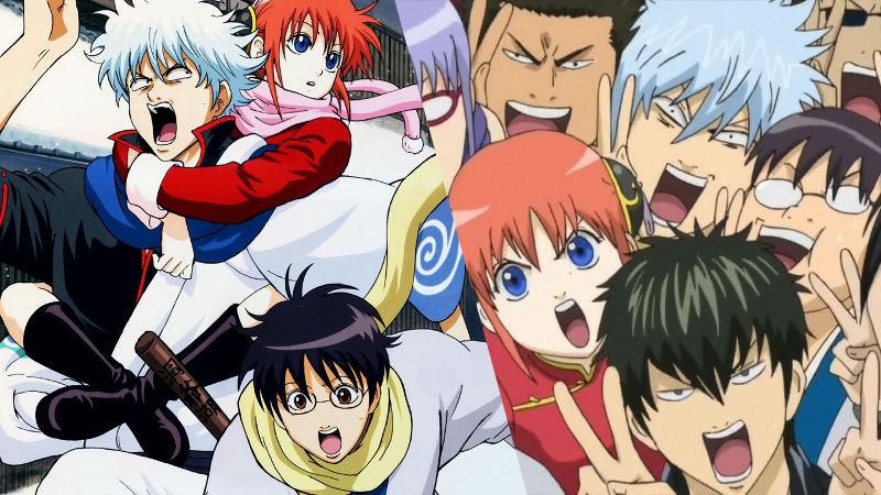 Gintama: Ya sabemos cuando sale la nueva película y hay póster