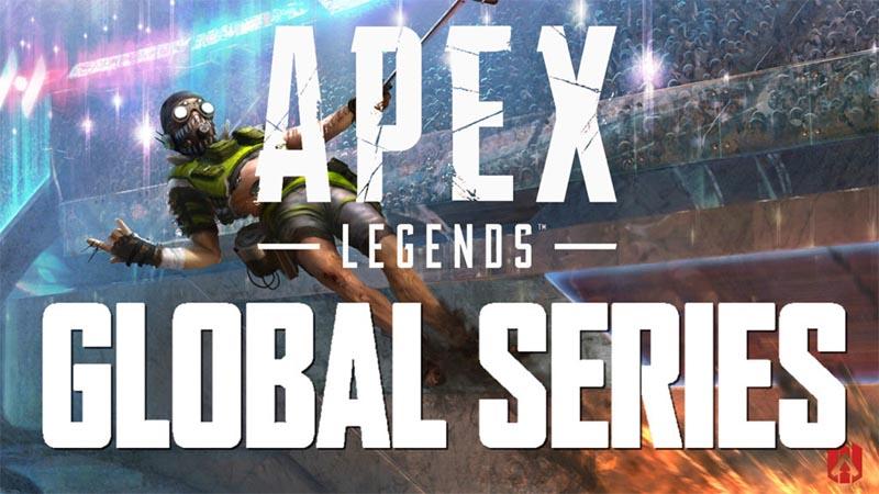 Se anuncia la Serie Global de Apex Legends