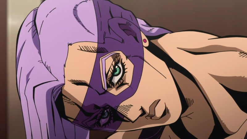 Jojo's Bizarre Adventure: Melone sufrió un radical cambio de sexo con un cosplay