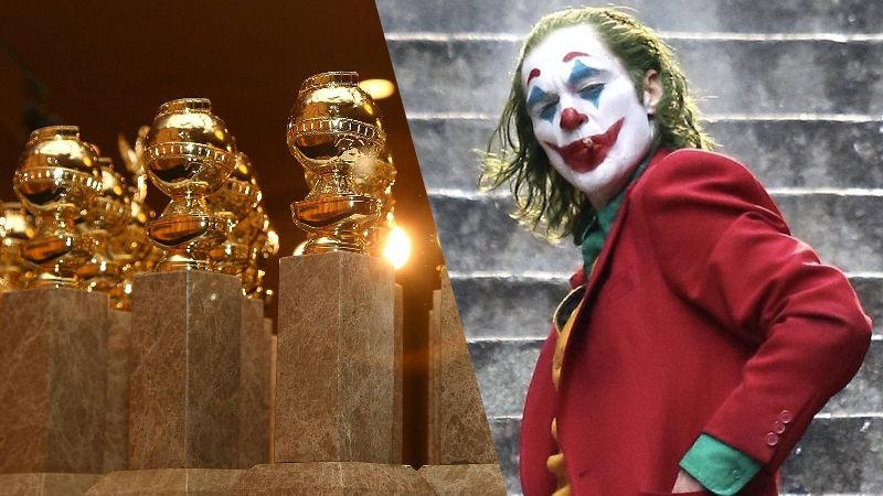Joker nominada a los Globos de Oro