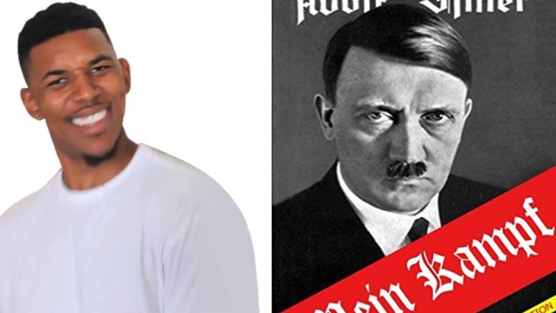 Pide Minecraft y le regalan Mein Kampf