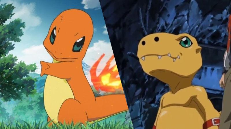 Pokémon se transformó en un juego de Digimon por culpa de los fans