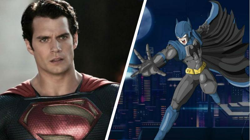 Superman-Batman-Dragon-Ball