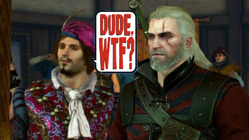 The-Witcher-Geralt-Jaskier-Gay