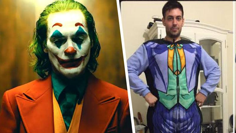 Warner-Joker-Pijamas