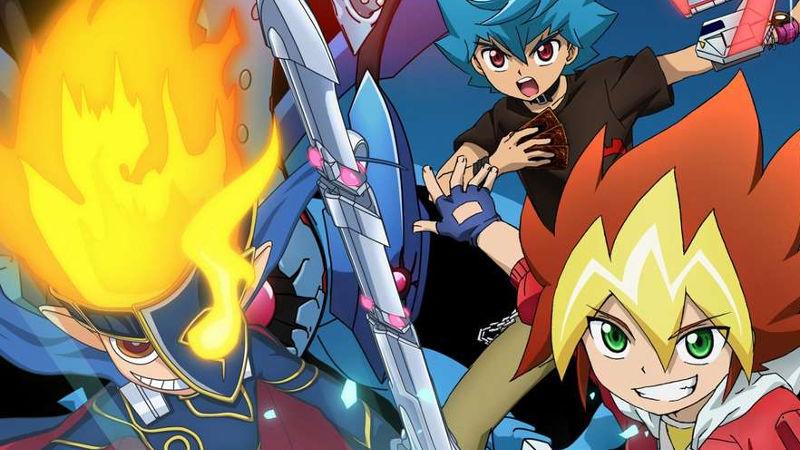 Así se ve el anime de Yu-Gi-Oh! Sevens desde el Jump Festa 2020