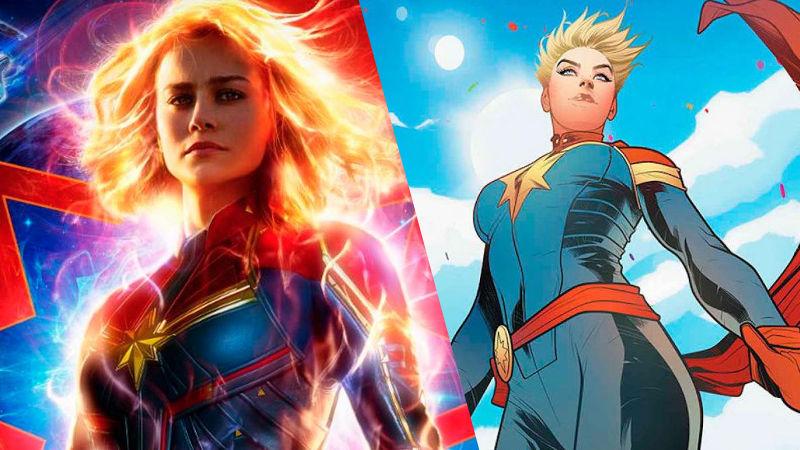 Capitana Marvel trolea de forma épica a los fans que la criticaron