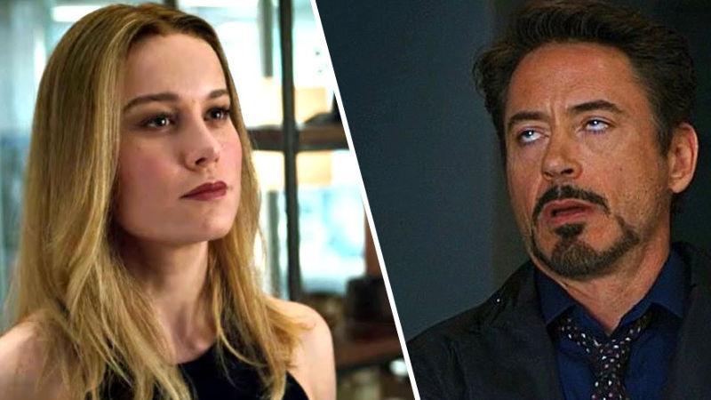 Piden que Brie Larson deje de ser Capitana Marvel
