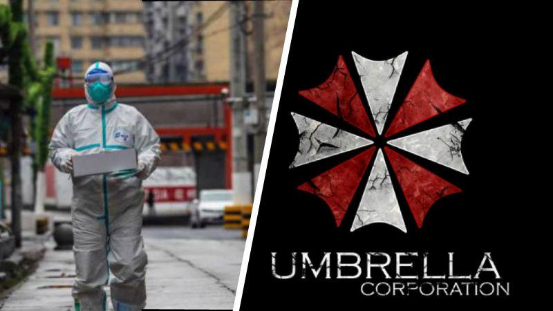 Coronavirus-Umbrella