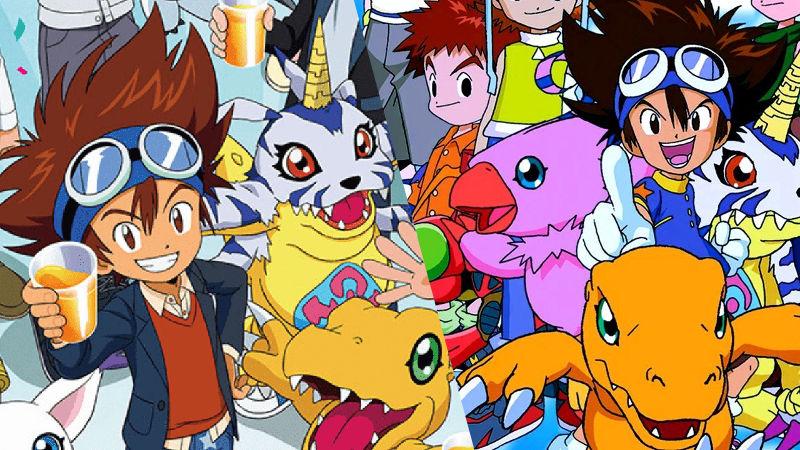 Fans reacciona a la nueva serie de Digimon Adventure