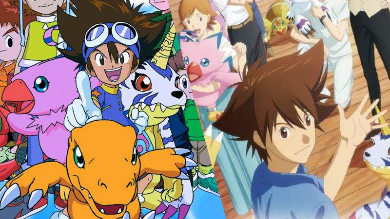 Digimon: Una nueva serie se habría filtrado por accidente