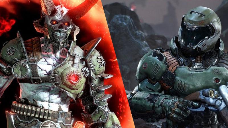 Doom Eternal estrena un estremecedor avance