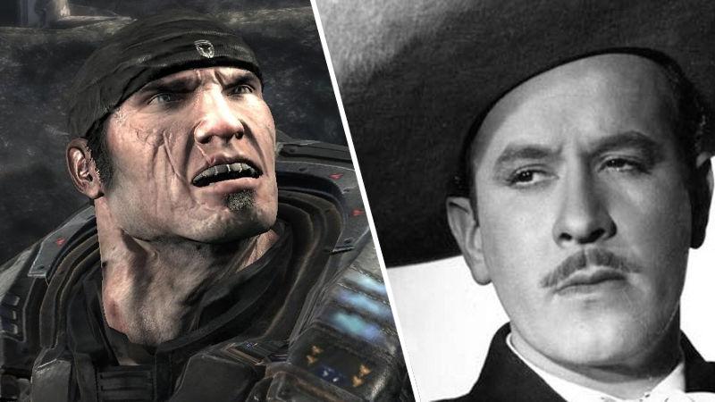 Descubren conexión entre Gears of War y una película de Pedro Infante