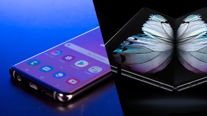 Samsung revela un nuevo teléfono plegable, y no es Galaxy