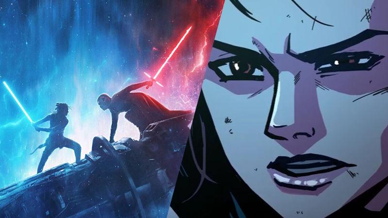 Fan crea final alternativo de Star Wars: The Rise of Skywalker
