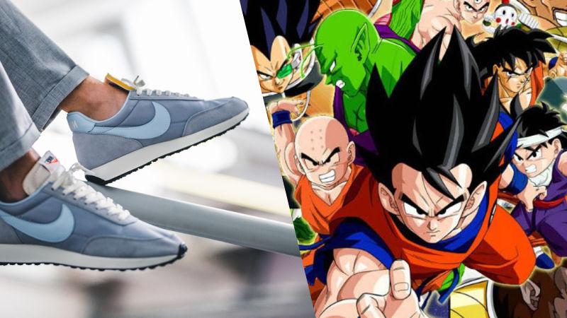 Mira estos tenis Nike no oficiales de Dragon Ball Z
