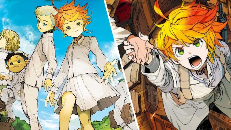 El manga de The Promised Neverland tiene un nuevo retraso