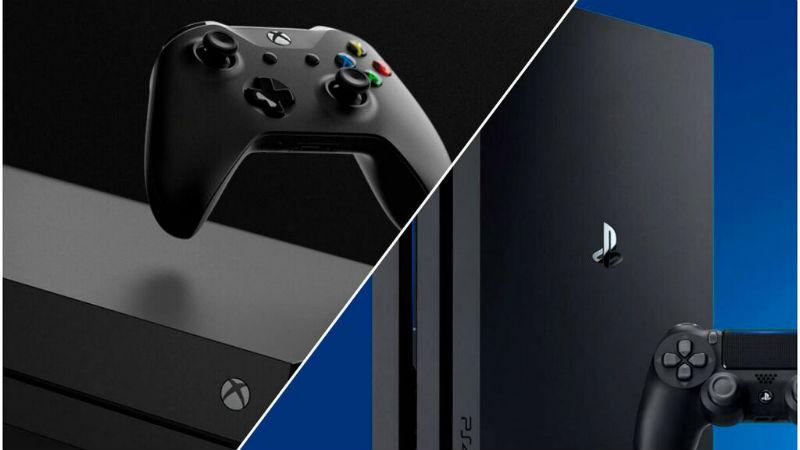 Xbox-PlayStation-4
