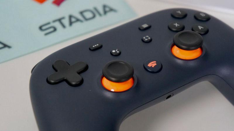 Stadia-Control