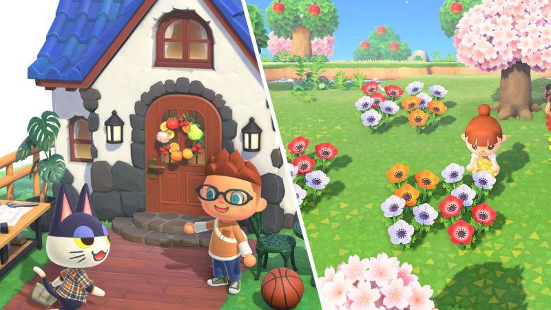 Animal Crossing: New Horizons expande la experiencia de la serie