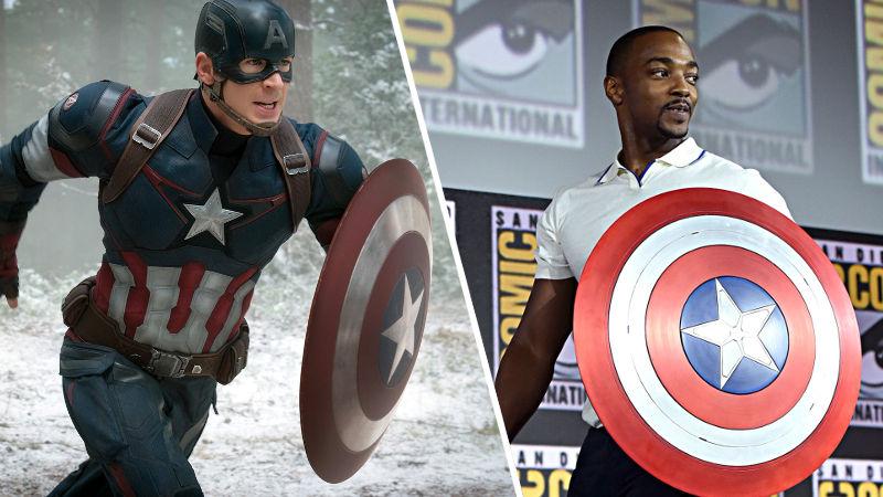 Anthony Mackie quiere un Capitán América represente a todos