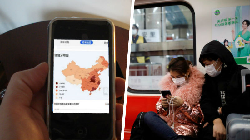Coronavirus-China-App